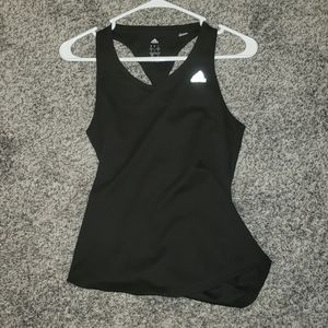 Black Adidas Tank Top